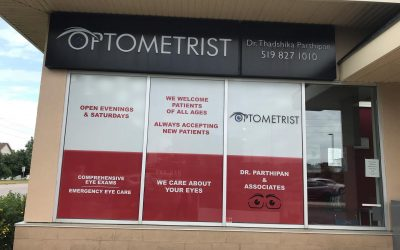 Have you seen our new windows at our Guelph office yet? We think they're pretty cool, what do you think? #eyepractice #guelphoptometrist #rockwoodoptometrist #guelphoptometry #rockwoodoptometry #windowshopping