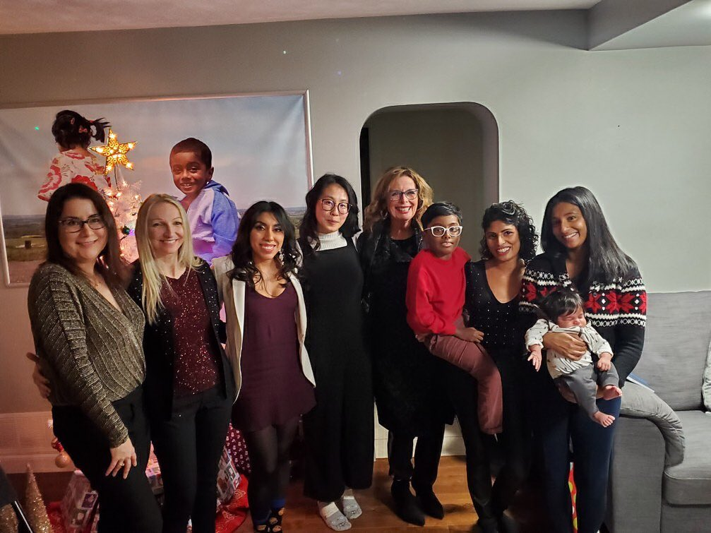 What a wonderful time we had celebrating all the hard work and dedication our team has put in through out the year! As well, a big congratulations to Dr. Vettivelu who welcomed her son this year! #eyepractice #rockwoodoptometrist #guelphoptometrist #rockwoodoptometry #guelphoptometry #merrychristmas #happyholidays #endoftheyear