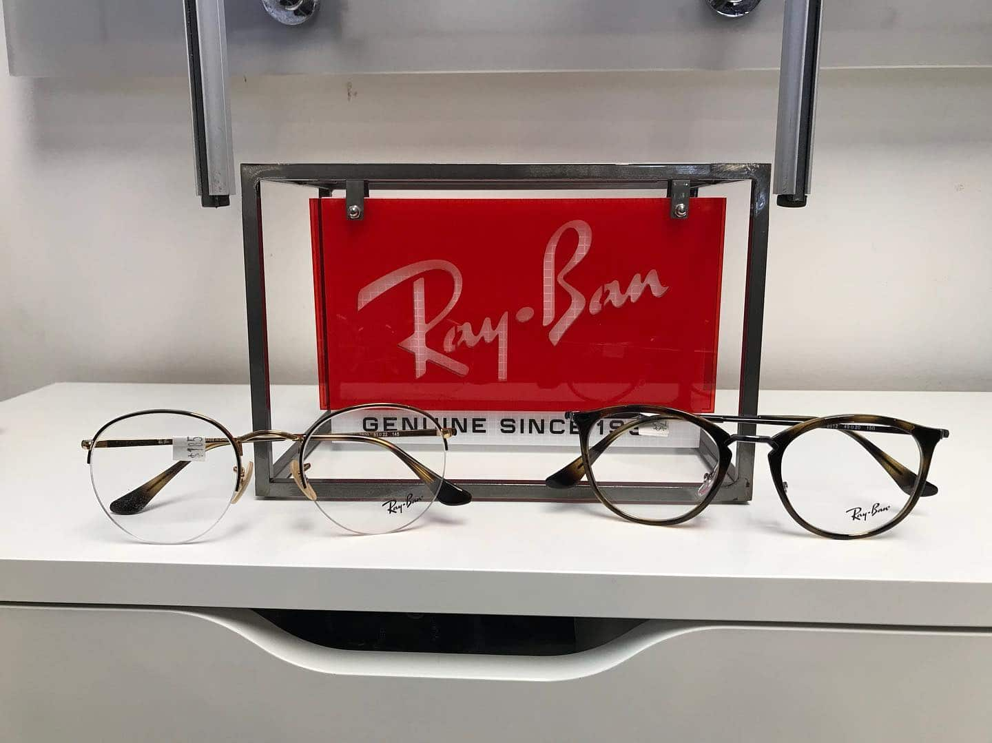 For the month of January save $100 when you purchase new frame and lenses at both our locations! @rayban #eyepractice #rockwoodoptometrist #guelphoptometrist #rockwoodoptometry #guelphoptometry #wintersale