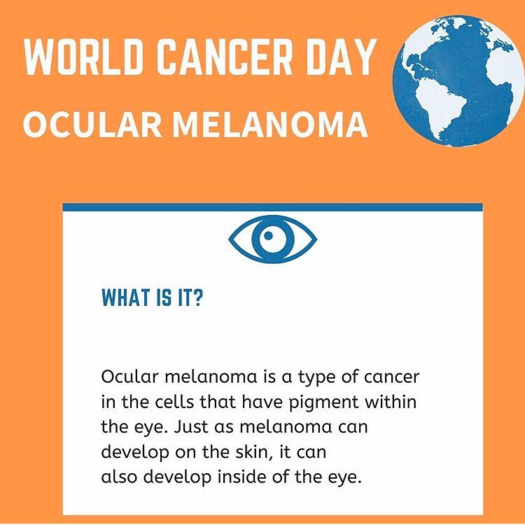 An eye exam isn't just about getting a new prescription and glasses, it's also about the health of your eye. A routine eye exam can help detect diseases that may not show any symptoms. #eyepractice #rockwoodoptometrist #guelphoptometrist #rockwoodoptometry #guelphoptometry #factfriday #ocularmelanoma