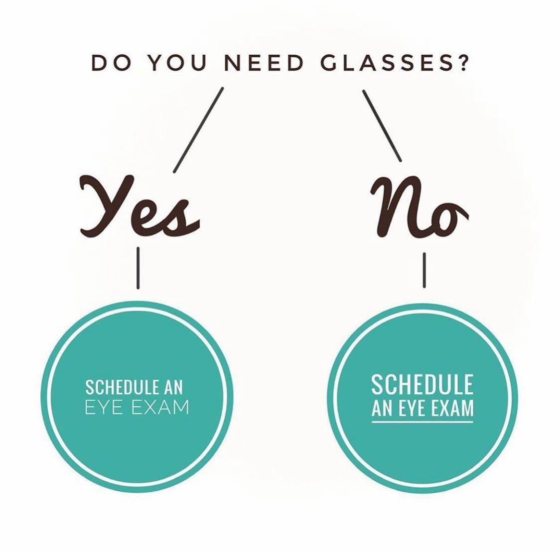 It's always the right time to book an eye exam! We have weekday, evening and weekend appointments at both our offices. Whether it's just a routine visit or you have a concern, we always have time to see you! #eyepractice #rockwoodoptometry #guelphoptometry #rockwoodoptometrist #guelphoptometrist #eyeexam