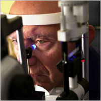 Description: Comprehensive eye exam